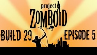 Helicopters And Home Improvement | Project Zomboid Build 29 | Episode 5