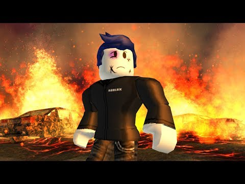 The First Guest - A Sad Roblox Movie (The...