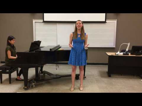 Erika Bauerlein - Musical Theatre Audition Reel
