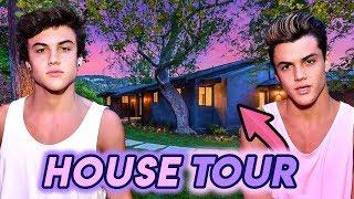 The Dolan Twins | House Tour 2019 | Inside Their Multi-Million Dollar House!