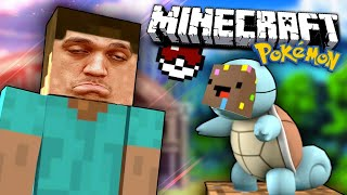 POKEMON SUR MINECRAFT !! (ft. Ninjaxx)