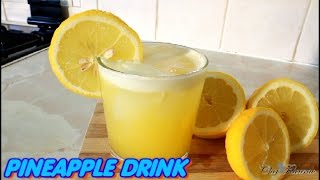 Chunks Pineapple Juice (JAMAICAN DRINK CARIBBEAN JUICE)