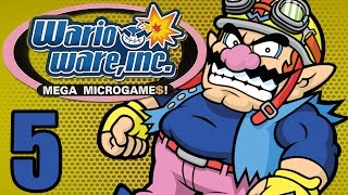 WarioWare Inc -5- SPEED UP TOWARDS THE END!