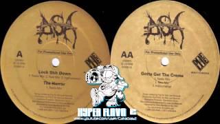 Dark Skinned Assassin - Lock Shit Down / The Horror / Gotta Get The Creme (Full Vinyl, 12
