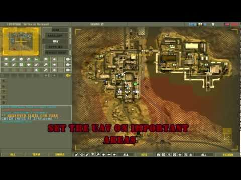 Battlefield 2 - Commander Job 2 - Tutorial - Basics for Commander [2011]