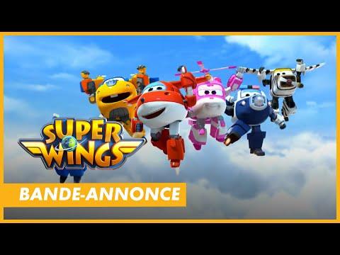 Dessin animé wings