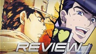JoJo's Bizarre Adventure Part 4 Episode 1 Anime Review - JoJo's Return!