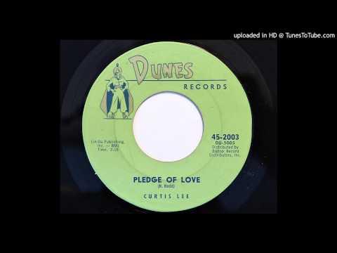 Curtis Lee  Pledge Of Love Dunes 2003 1961