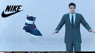 NBA 2k17 MyCAREER - Signature Shoe Deal! Jordan Nike Under Armour or Adidas? Ep. 15