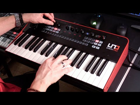 Uno Synth Pro: Unboxing & Demo