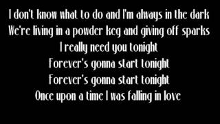 Bonnie Tyler + Total Eclipse Of The Heart + Lyrics/HQ