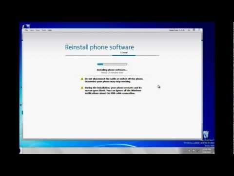 Cum se resofteaza un telefon Nokia