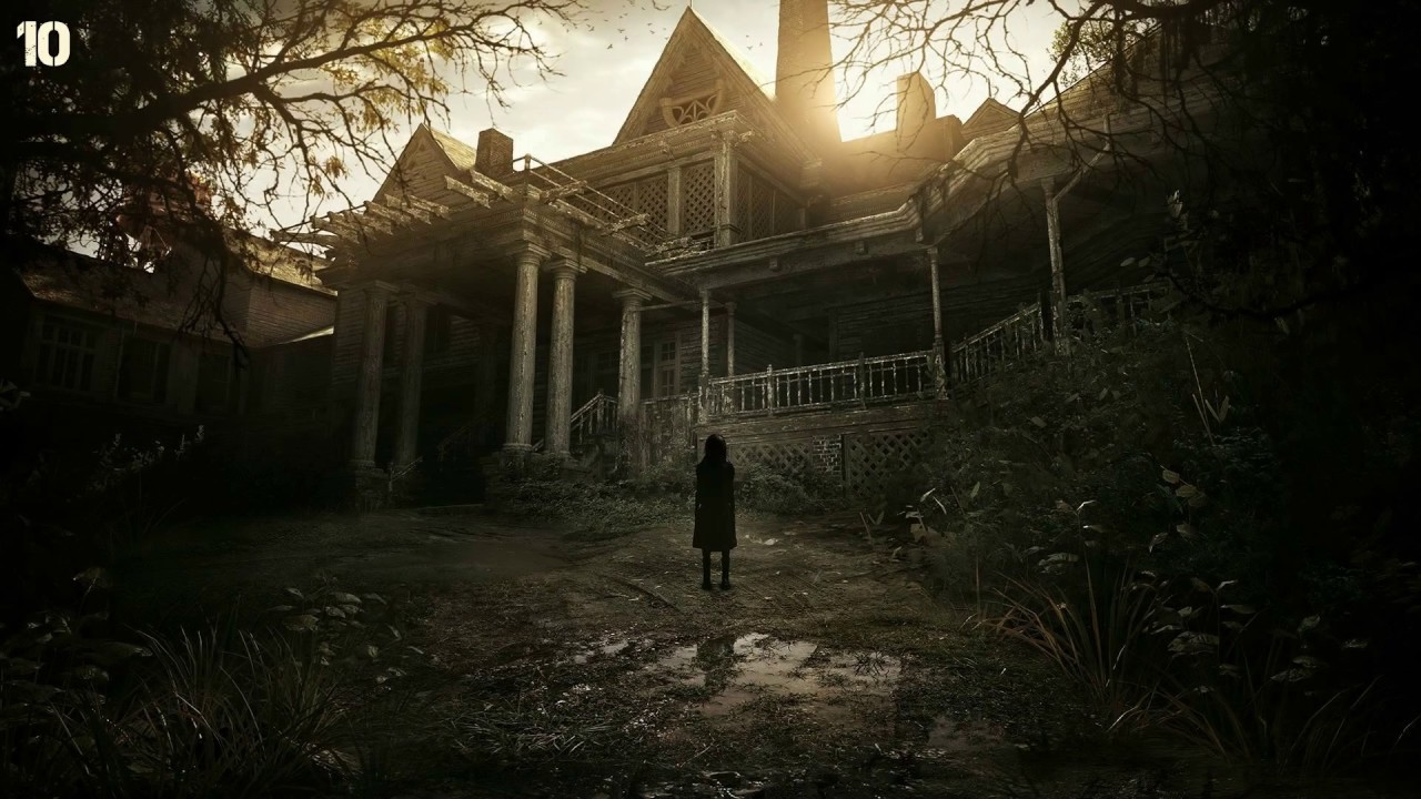 top 10 resident evil 7 biohazard wallpapers - youtube