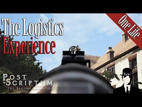 Logistics Experience - Post Scriptum 1 Life Event Highlight