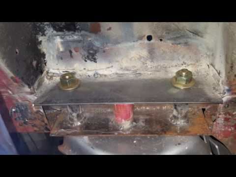 83 Foxbody Mustang Frame Rail Repair (for $30)