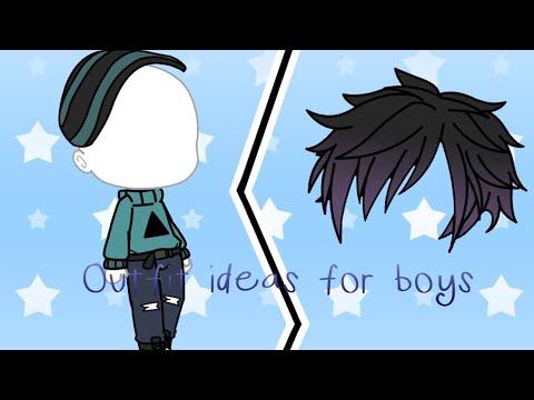 Cute Boy Hairstyles Gacha Life Skushi