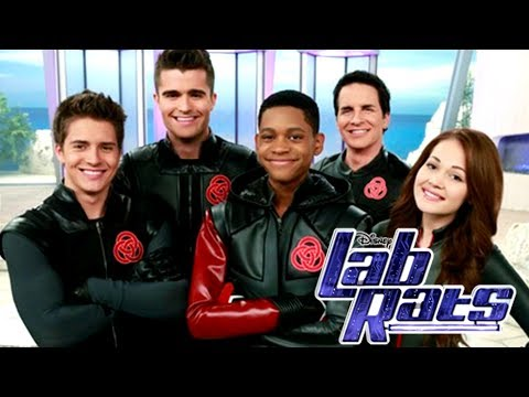 Lab Rats ★ Real Name And Age