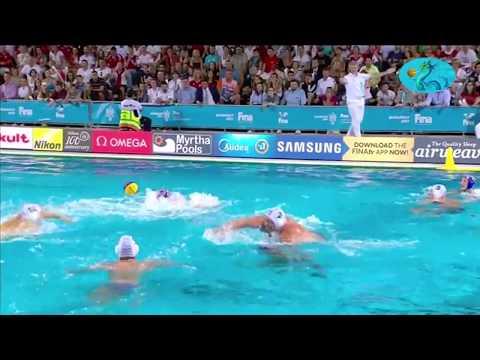 Water polo Удар по воротам 264
