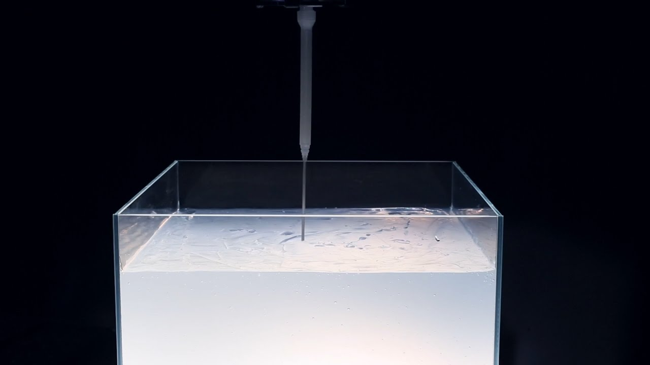 the future of furniture is a vat of gel youtube