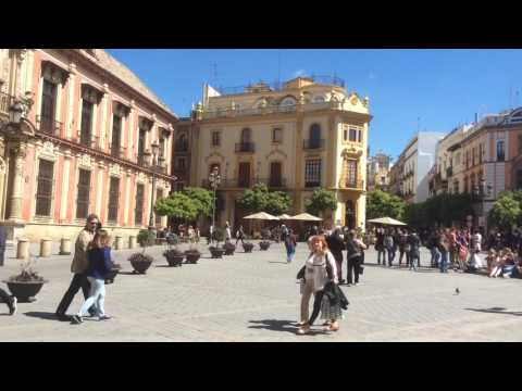 A look at Spanish city tramways in Seville, Granada and Madrid