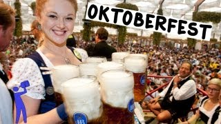Oktoberfest is f*cking wild!   - Tipsy Bartender(The most awesome beer festival in the world...OKTOBERFEST! Want to see what the atmosphere is like at one of the biggest parties in the world?! Tipsy ..., 2012-09-23T18:30:53.000Z)