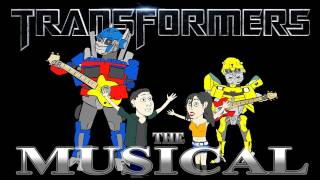 Repeat youtube video ♪ TRANSFORMERS THE MUSICAL - Animation Parody