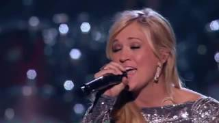 carrie underwood how great thou art w vince gill on abc s girls night out special 11 d