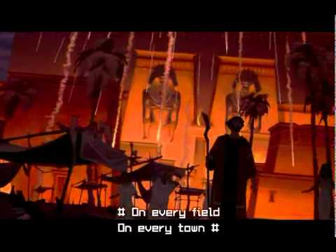 The Prince Of Egypt - The Plagues (with Lyrics)