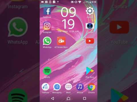 Descarga videos y música de YouTube en Android 2018 , videoder, Sony, Xperia