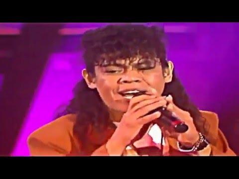 Olan   Cinta bandar tasik selatan live AJL 1991