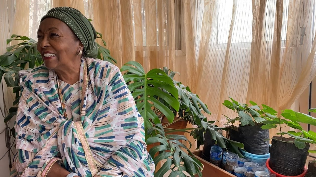 Edna Adan Ismail - The story behind the Edna Adan University Hargeisa Somaliland 2021