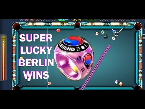 8 BALL POOL *Seoul Ring & 2 Lucky Berlin Games*