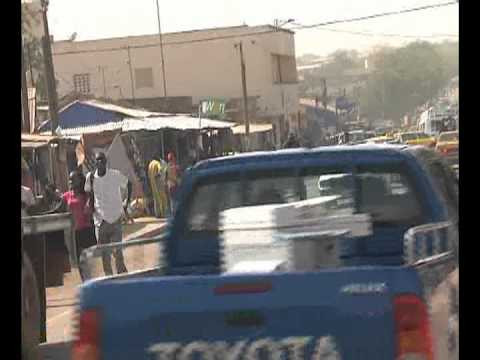Reportage Kedougou présidentielle Sénégal Canal Info News 2012.mpg