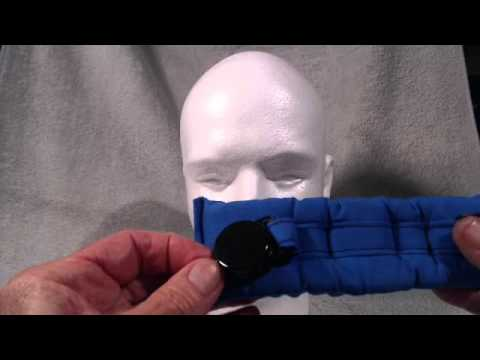 Cervical Headgear delivery, outer bow and force axis adjustments