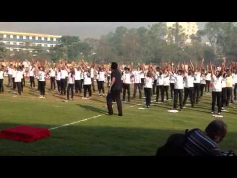 Dance Performed By AListair Fernandes At Rto Road Safety We