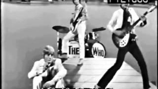 The Who Bald Headed Woman Swedish TV 1966