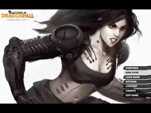 Shadowrun Dragonfall Very Hard Melee Adept Part 1 Youtube