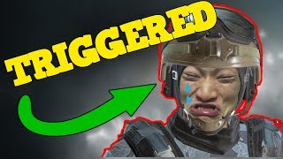 HOW TO TRIGGER RAINBOW SIX SIEGE PLAYERS