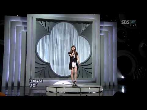 Park Bom - You And I  Live [HD]