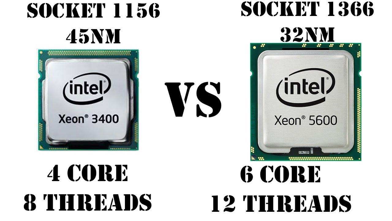 Сокет 1156 vs 1366. Разгон, сравнение  Xeon X3460 против E5649(X5650) Что выгоднее для игр и работы?