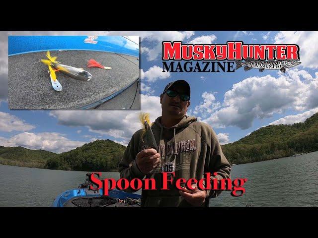 Musky Hunter Magazine S1E5 Spoon Feeding