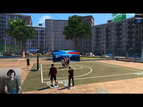 NBA 2K14 The Park (presented by Sprite) уличный баскетбол или просто стритболл