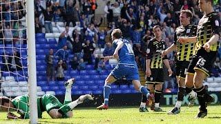 Erik Huseklepp vs Cardiff City |  25.03.2012
