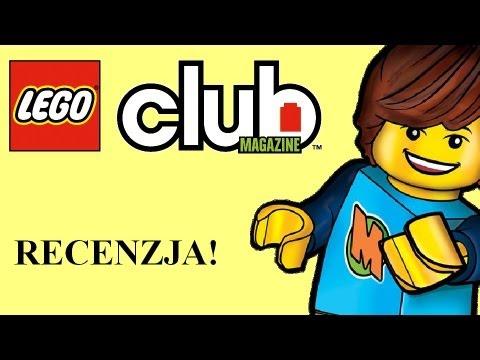 LEGO Club magazine   LegoŚwiat