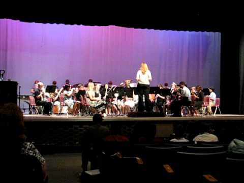 Picayune Junior High School Band Spring Concert