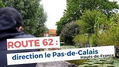 UN WEEK-END AVEC ROUTE62 AUTOUR DE SAINT-OMER (Hauts-de-France)
