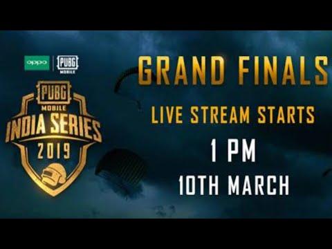 OPPO x PUBG MOBILE India Series - Grand Finals | Hindi
