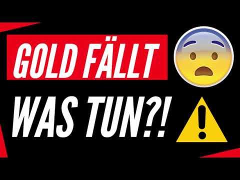 🏆 GOLDPREIS FÄLLT EXTREM: WAS TUN MIT GOLD?! 👉 GOLDPREIS STÜRZT AB? - WELCHE GOLDSTRATEGIEN? TEIL 19