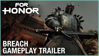 For Honor: E3 2018 Breach Gameplay Trailer | Ubisoft [NA]