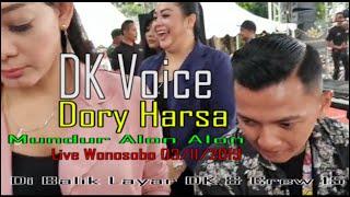 DK Voice with Dory Harsa - Mundur Alon Alon // Live Wonosobo